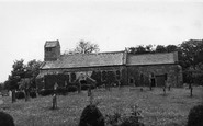 Bolton, All Saints Church c.1955