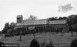 All Saints Church c.1955, Bolton