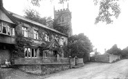 Bolton By Bowland, Church Gates 1921