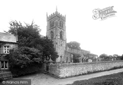 Bolton By Bowland, Church Of St Peter And St Paul 1921, Bolton-By-Bowland
