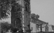 Bolton By Bowland, Church Of St Peter And St Paul c.1950
