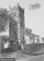 Bolton By Bowland, Church Of St Peter And St Paul c.1950, Bolton-By-Bowland