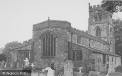 Bolton By Bowland, Church Of St Peter And St Paul c.1955, Bolton-By-Bowland