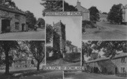 Bolton By Bowland, Composite c.1950
