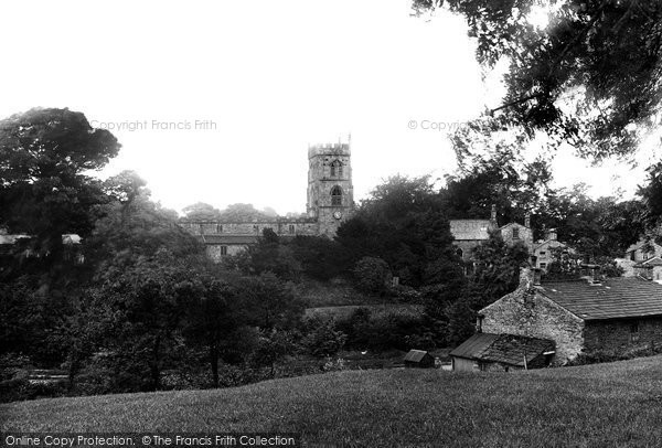 Bolton By Bowland, General View 1921