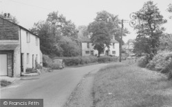 Bolton By Bowland, Hellifield Road c.1960, Bolton-By-Bowland
