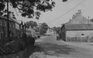 Bolton By Bowland, Main Street c.1950