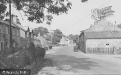 Bolton By Bowland, Main Street c.1950, Bolton-By-Bowland