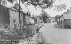 Bolton By Bowland, Main Street c.1960, Bolton-By-Bowland