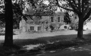 Bolton By Bowland, Old Courthouse c.1955