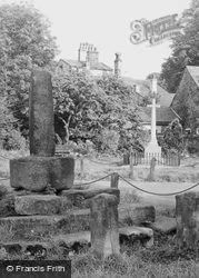 Bolton By Bowland, Stocks And War Memorial c.1950, Bolton-By-Bowland