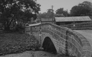 Bolton By Bowland, The Bridge c.1955