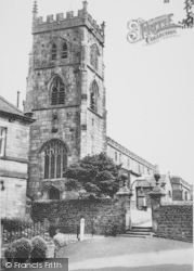 Bolton By Bowland, The Church Of St Peter And St Paul c.1960, Bolton-By-Bowland