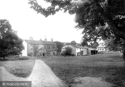 Bolton By Bowland, The Green 1921, Bolton-By-Bowland