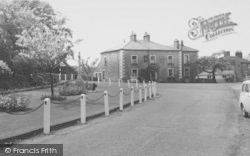 Bolton By Bowland, The Memorial And Coach And Horses Inn c.1960, Bolton-By-Bowland