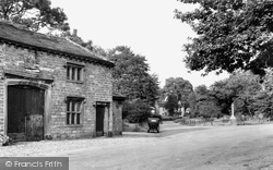 Bolton By Bowland, The Village c.1950, Bolton-By-Bowland