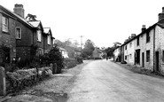 Bolton By Bowland, The Village c.1955