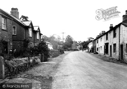 Bolton By Bowland, The Village c.1955, Bolton-By-Bowland