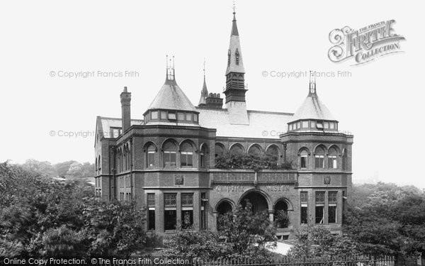 Bolton, Chadwick Museum 1895