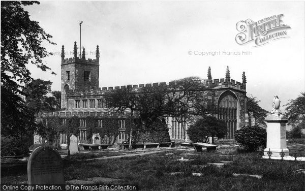 Bolton, Deane Church 1893