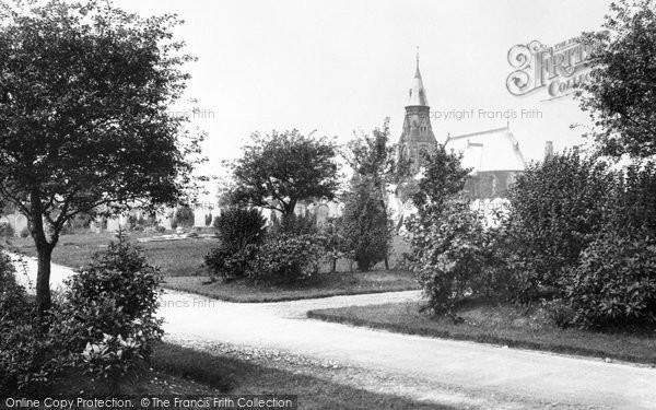 Bolton, Heaton Cemetery 1897