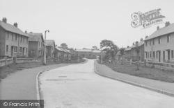 Bolton-Le-Sands, Church Brow c.1955