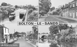 Bolton-Le-Sands, Composite c.1960