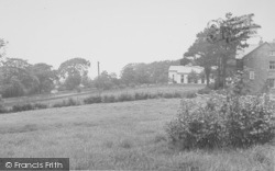 Bolton-Le-Sands, From Church Brow c.1955