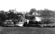 Bolton-Le-Sands, General View 1898