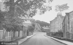 Bolton-Le-Sands, High Street c.1955