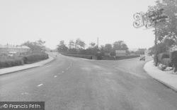Bolton-Le-Sands, Kendal Road c.1955