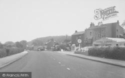 Bolton-Le-Sands, Main A6 Road c.1960