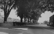Bolton-Le-Sands, Main Road c.1960
