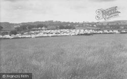 Bolton-Le-Sands, Morecombe Lodge Caravan Site c.1965
