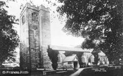 Bolton-Le-Sands, Parish Church c.1910