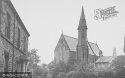 Bolton-Le-Sands, Roman Catholic Church Of St Mary Of The Angels c.1955
