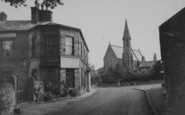 Bolton-Le-Sands, St Mary's Church c.1960
