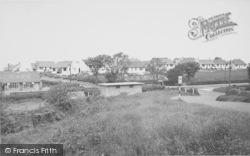 Bolton-Le-Sands, St Michael's Lane c.1960
