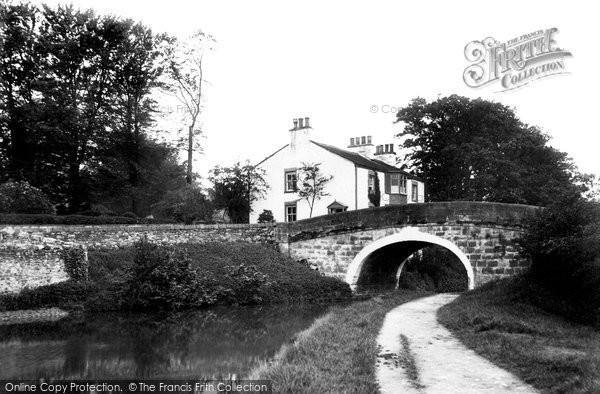 Bolton Le Sands, The Canal 1898