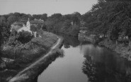 Bolton-Le-Sands, The Canal c.1960