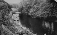 Bolton-Le-Sands, The Canal c.1965