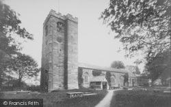 Bolton-Le-Sands, The Church 1898