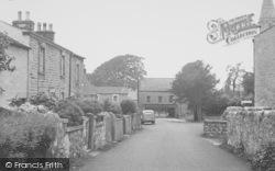 Bolton-Le-Sands, The Nook c.1955