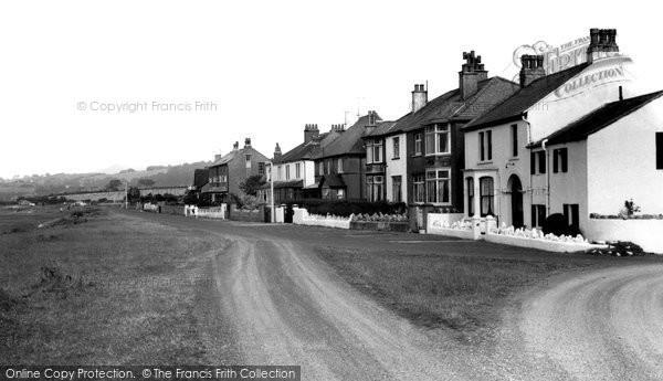 Bolton Le Sands, The Shore c.1965