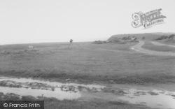 Bolton-Le-Sands, The Shore c.1965