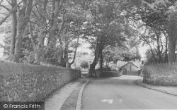Bolton-Le-Sands, The Village c.1955