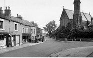 Bolton-Le-Sands, The Village c.1960
