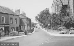 Bolton-Le-Sands, The Village c.1960