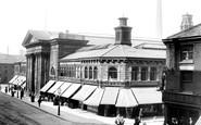 Bolton, Market Hall 1895