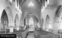 Bolton-on-Swale, St Mary's Church 1913